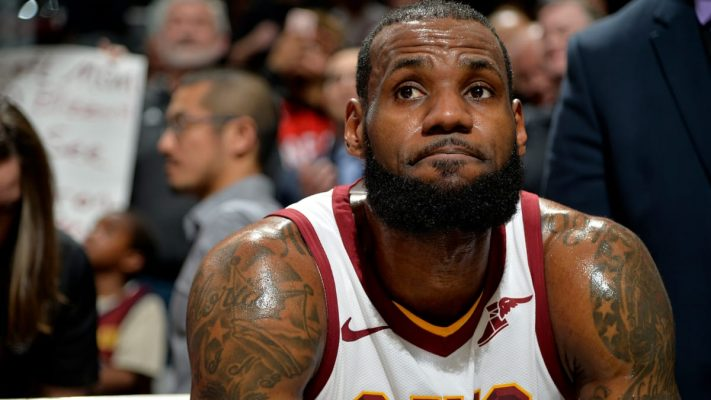 Report: Frustrated LeBron Has Developed 'Adversarial Relationship' With  Front Office | Cavaliers Nation