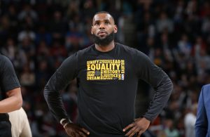 LeBron James Bashes Donald Trump