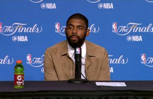 Kyrie Irving Postgame Press Conference