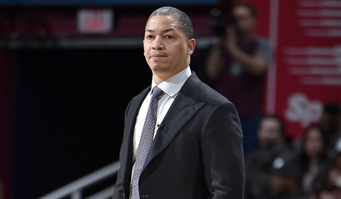 Tyronn Lue takes time off as Cavaliers coach after 'troubling symptoms'