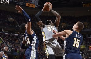 LeBron James vs. Denver Nuggets