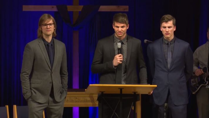 A Heavy Hearted Kyle Korver Speaks at His Brother's Funeral
