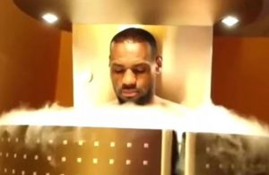 LeBron James Hyperbaric Chamber
