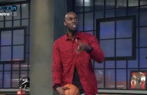 Kevin Garnett Gets Heated During LeBron-Jordan Debate