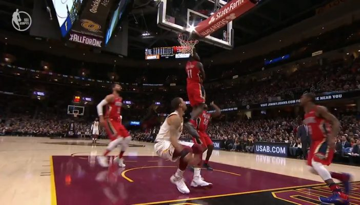 George Hill Cavs Injury