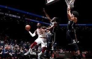 LeBron James vs. Nets