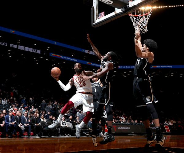 LeBron James vs. Nets