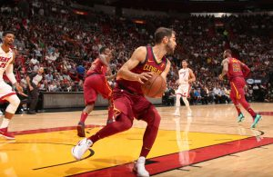Jose Calderon Cavs Miami Heat
