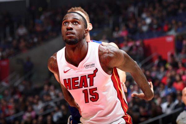 Okaro White Miami Heat Cavs