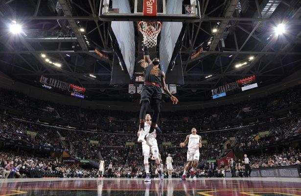 LeBron James vs. Wizards