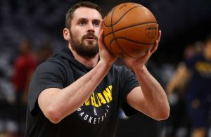 Kevin Love Practice