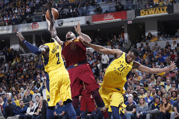 Kevin Love Cavs Pacers