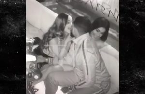 Tristan Thompson Caught Cheating on Khloe Kardashian With Two Women