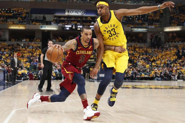 Cavaliers use late run to beat Pacers in Game 4: 3 takeaways