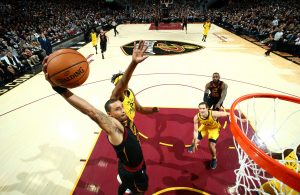 George Hill Cavs