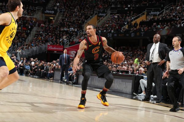 George Hill Cavs vs. Pacers