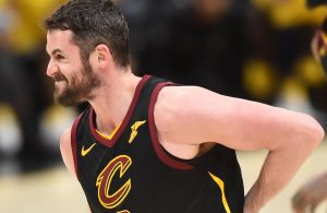 Kevin Love Cavs Thumb Injury