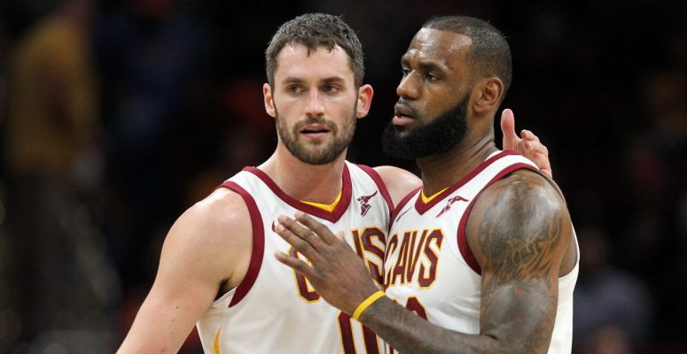26a2d260e39 Kevin Love Makes Strong Case for Why LeBron James Should Win 2017-18 ...