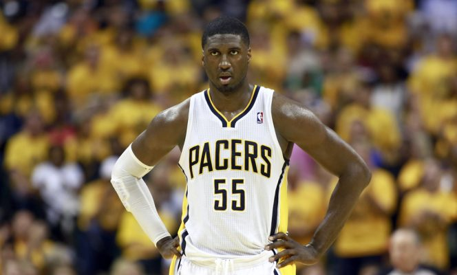 Roy Hibbert Pacers