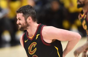 Kevin Love Thumb Injury