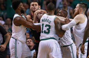 Larry Nance Jr. Celtics