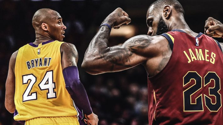 Kobe Bryant talks about how to stop LeBron James