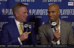 Richard Jefferson Cavs Interview Fred McLeod