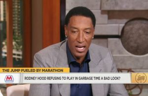 Scottie Pippen Disses Rodney Hood