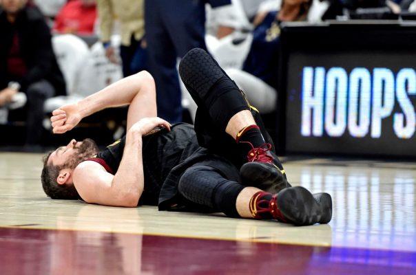 Kevin Love Cavs Injury