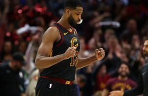 Tristan Thompson Cavs Playoffs