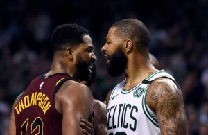 Tristan Thompson Cavs Celtics