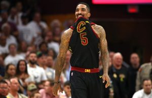 J.R. Smith Cavs Game 1
