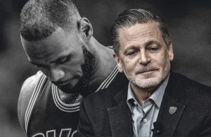 Dan Gilbert LeBron James