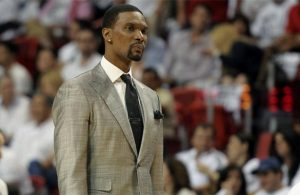 Chris Bosh Suit