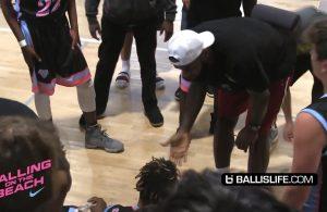 LeBron James Coaching Son's Team