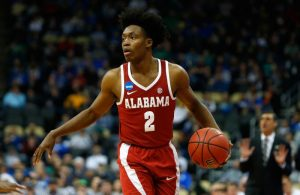 Cavs work out Collin Sexton