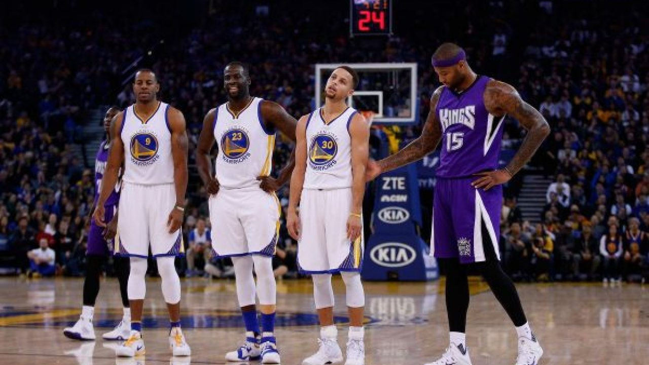cheaper b0451 d9468 Report: DeMarcus Cousins Agrees to Deal With Golden State ...