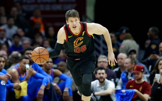 Cleveland Cavaliers Looking to Trade Kyle Korver