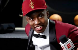 Collin Sexton Cavs Draft