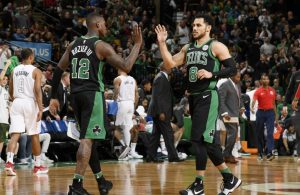 Shane Larkin and Terry Rozier