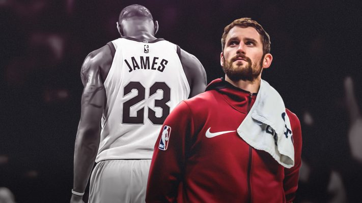 a527fc3dc0ff45 Kevin Love Finally Breaks His Silence On LeBron Leaving Cavs For ...