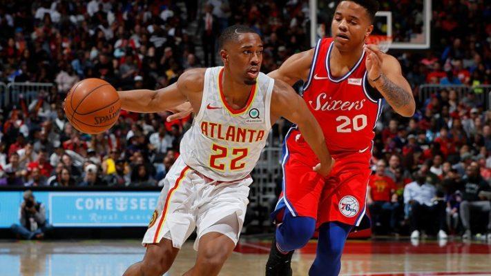 Isaiah Taylor Atlanta Hawks