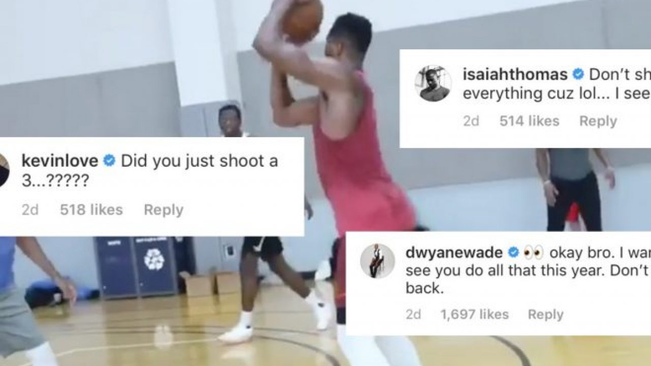 Several NBA Players React to Tristan Thompson's Latest