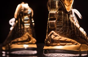 LeBron James 100K Shoes