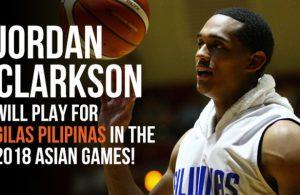 Jordan Clarkson Philippines