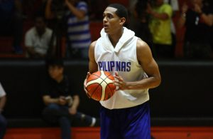 Jordan Clarkson Asian Games