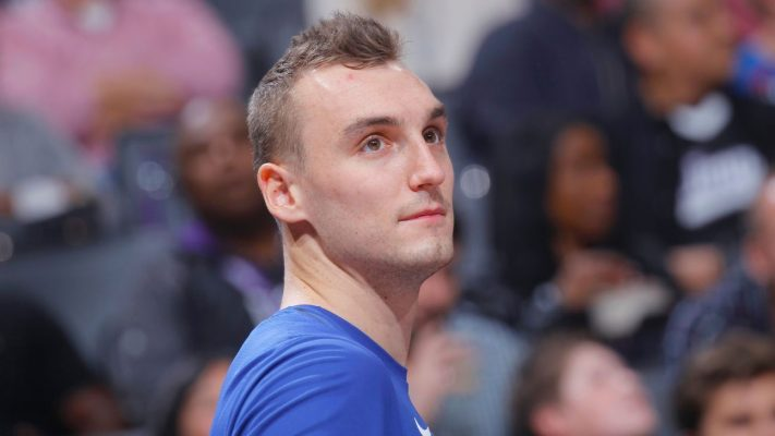 Sam Dekker Clippers