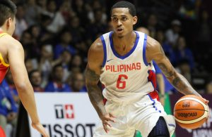 Jordan Clarkson Philippines National Team