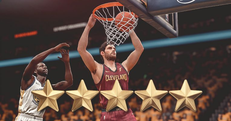 Kevin Love NBA 2K19