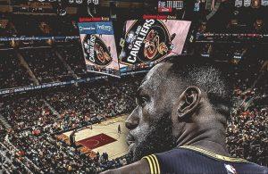 LeBron James Quicken Loans Arena